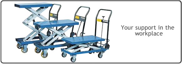 Backsafe Australia Trolleys